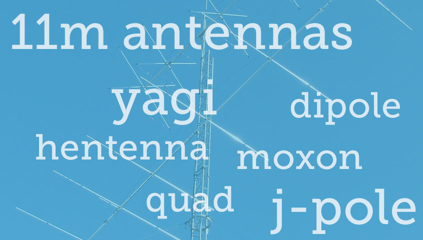 11m Antenna Building Instructions on the Internet — Foxtrot Lima